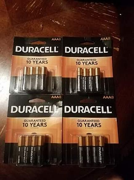 ad 32 aaa duracell batteries