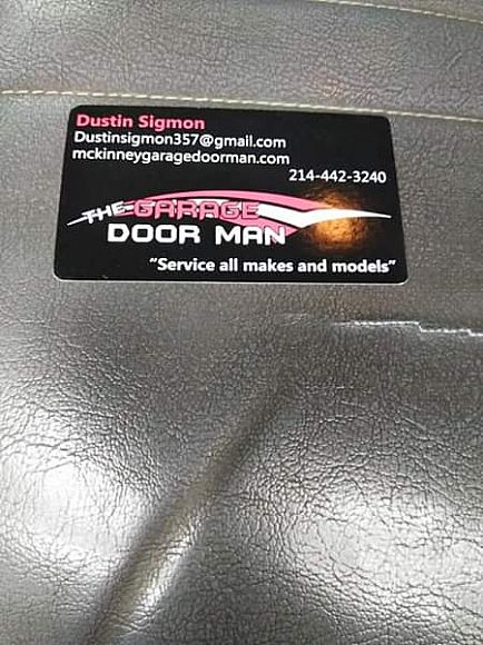 ad garage door service