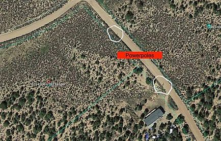 ad 5.1 acre lot with power $279/month