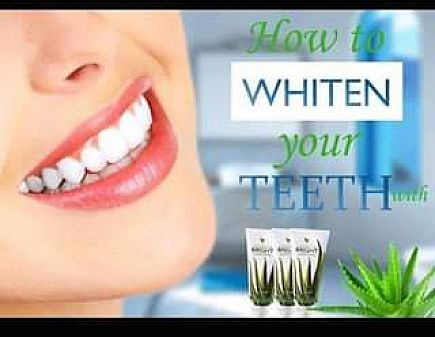 ad all time best teeth whitener
