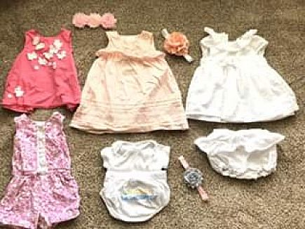 ad 6-9 month girl bundle