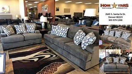 ad overstuffed sofa/couch & loveseat *** brand new