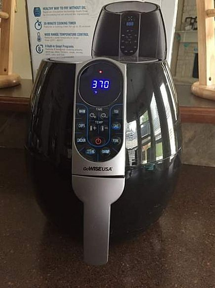 ad air fryer