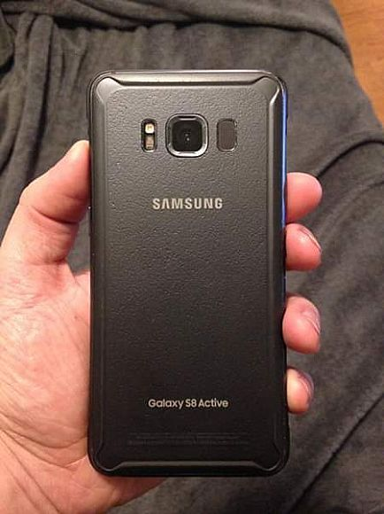 ad trade galaxy s8 active for iphone 8 or 8 plus
