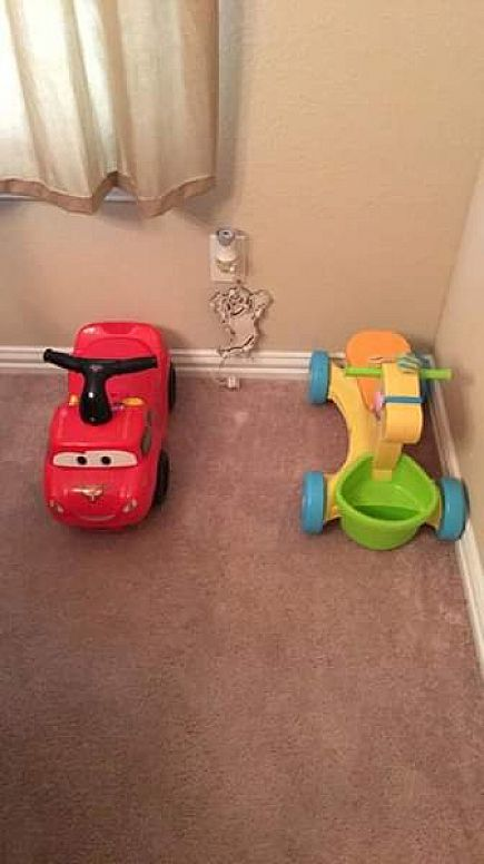 ad two childrens ride toys. $5.00 each or best offer.