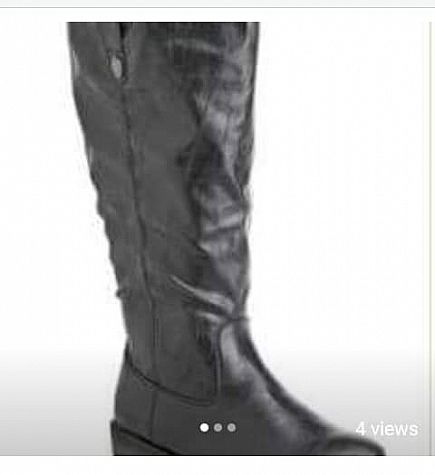 ad extended calf size 8 boots