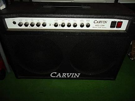 ad carvin mts 3200 2x12 w f/sw