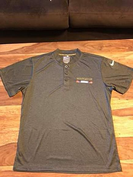 ad salute to service denver broncos polo