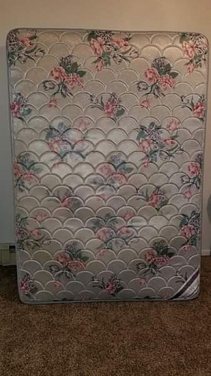ad full size bed set