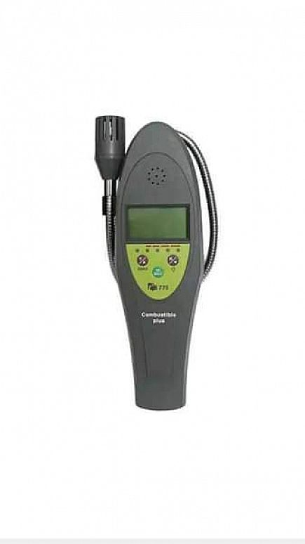 ad tpi 775 combustible gas leak detector