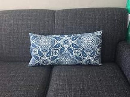 ad decorative lumbar pillow