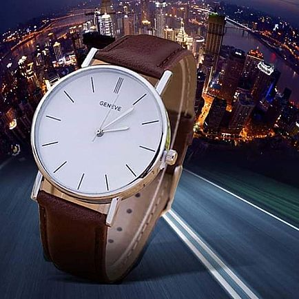 ad fashion elegant watches