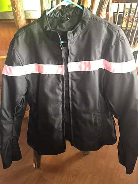 ad womens motorcylce jacket