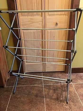 ad metal drying rack
