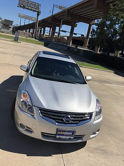 ad 2012 nissan altima with only 48k miles only · 2.5 s coupe 2d
