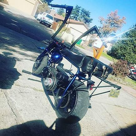 ad spotless minibike (need gone)
