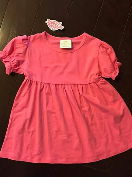 ad lolly wolly doodle pink top