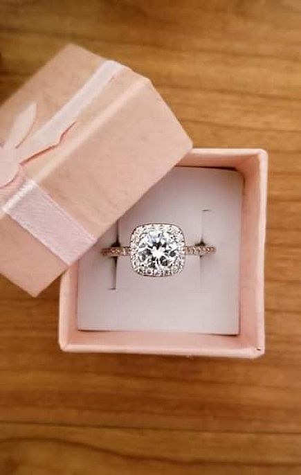 ad size 10 platinum plated cz