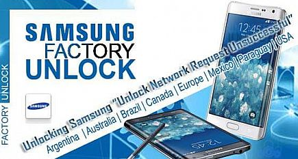 ad unlock your samsung for any carrier today!