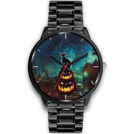 ad halloween custom watches
