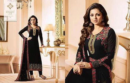 ad anarkali dresses