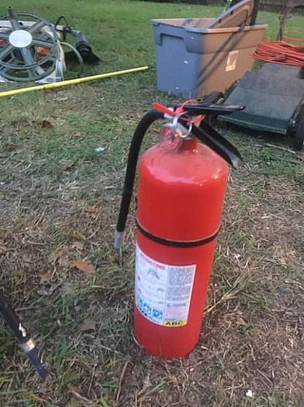 ad fire extinguishers