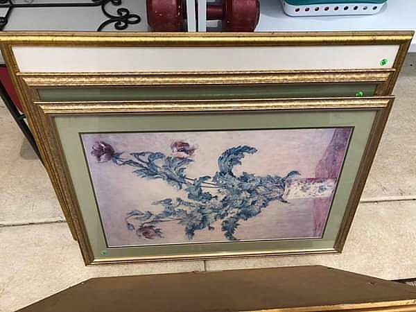 ad large picture frames with prints