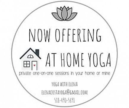 ad yoga classes one-on-one