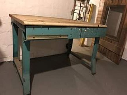 ad 3 identical work tables