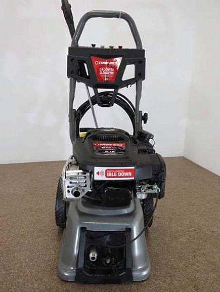 ad troy bilt 3100 psi pressure washer - brand new