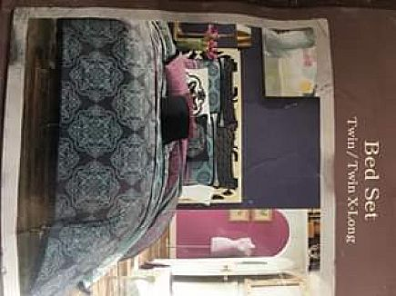 ad twin bedding new in bag