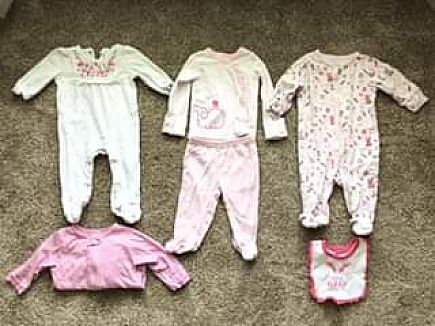 ad 6 month girl bundle