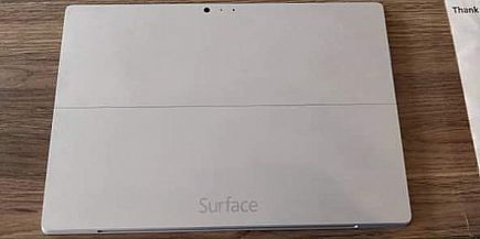 ad excellent condition surface pro 3 intel i5 8gb ram 256 ssd