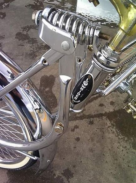 ad lowrider sedition lowrider bike obo