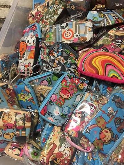 ad small zipper bags, all kinds