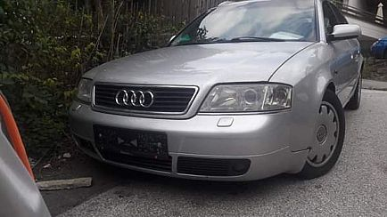ad audi a6 s6 b4 quattro bj.04/2002 180ps ake- motor automatic
