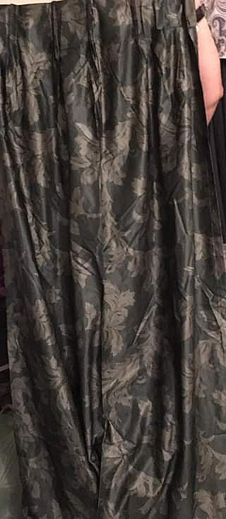 "ad curtains 63"" long"