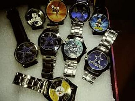 ad sports watches and disney watches