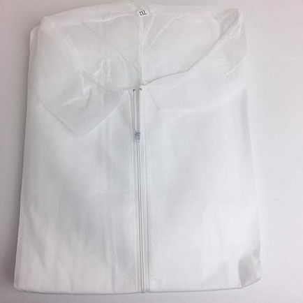 ad disposable overall for painters or cleanup crews protects your clothes 2xl lot of 4