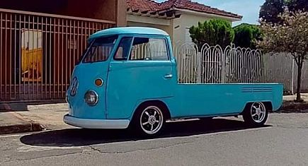 ad vw t1 pick-up from 1968