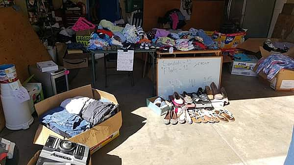 ad garage sale sat-sun