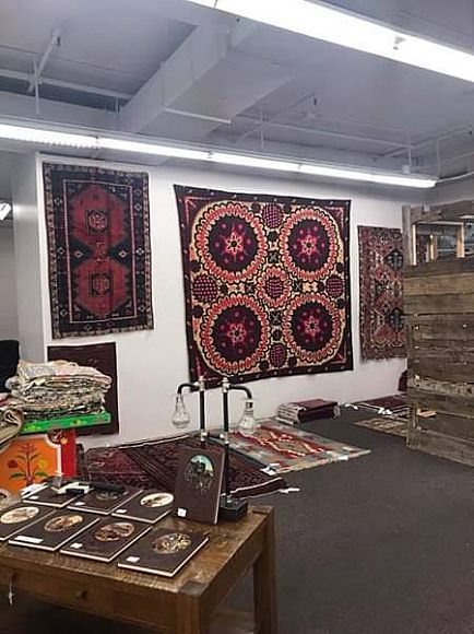 ad gorgeous selection of hand knotted vintage rugs rug in district shops cherry creek