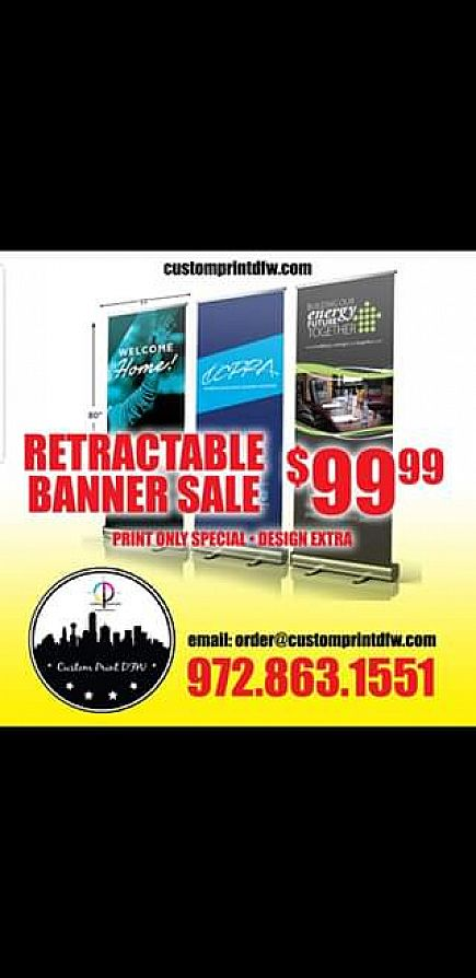 ad retractable banners