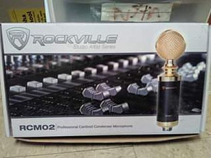 ad rockville studio microphone