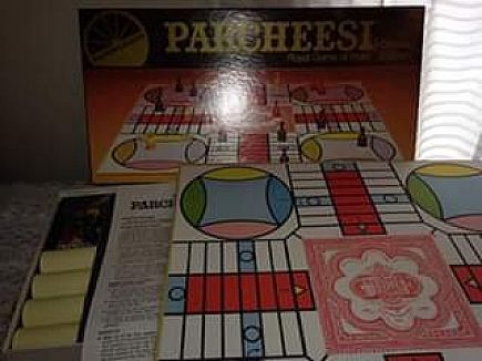 ad parcheesi royal game of india deluxe edition