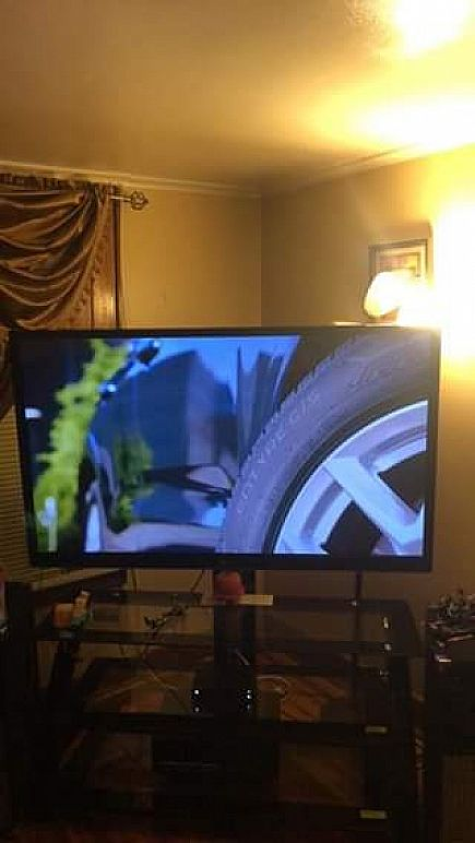 "ad tv for sale 60"" lg"