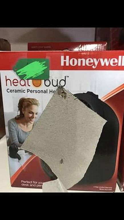 ad honeywell heater