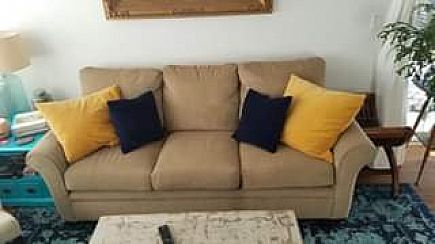 ad lazy boy couch