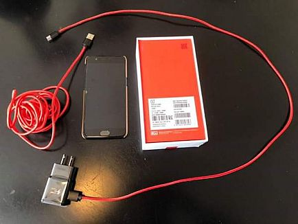 ad oneplus a5000