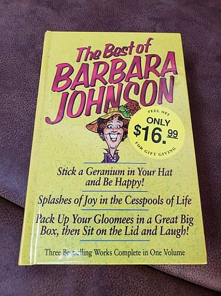 ad book: the best of barbara johnson